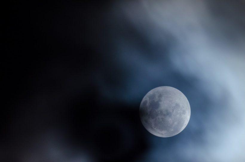 Dziś najbardziej magiczny Niebieski Księżyc w 2018 roku! – Pełnia 31 marca