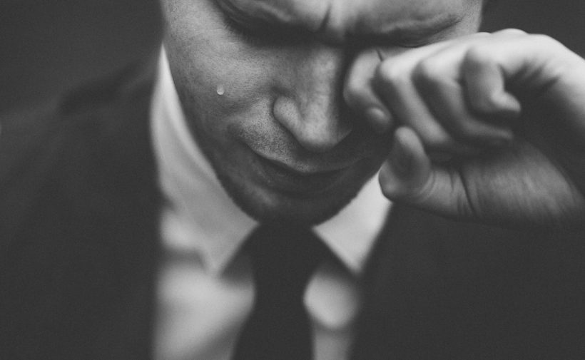 Ludzie, którzy płaczą na filmach to najsilniejsze osobowości!